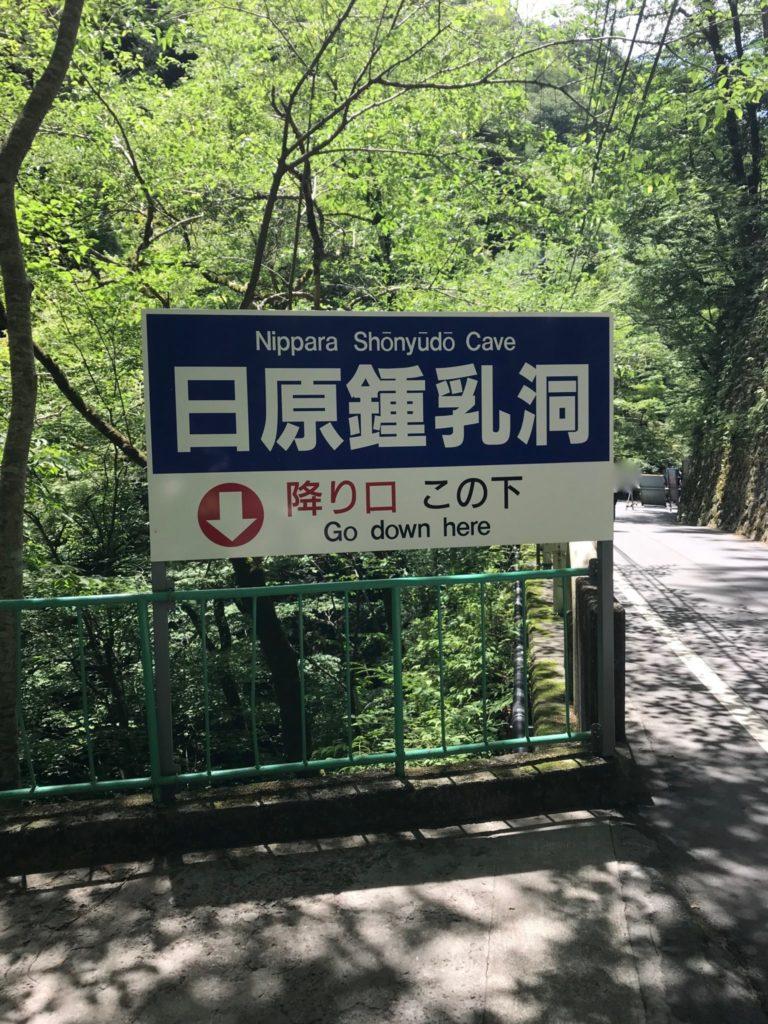 日原鍾乳洞7