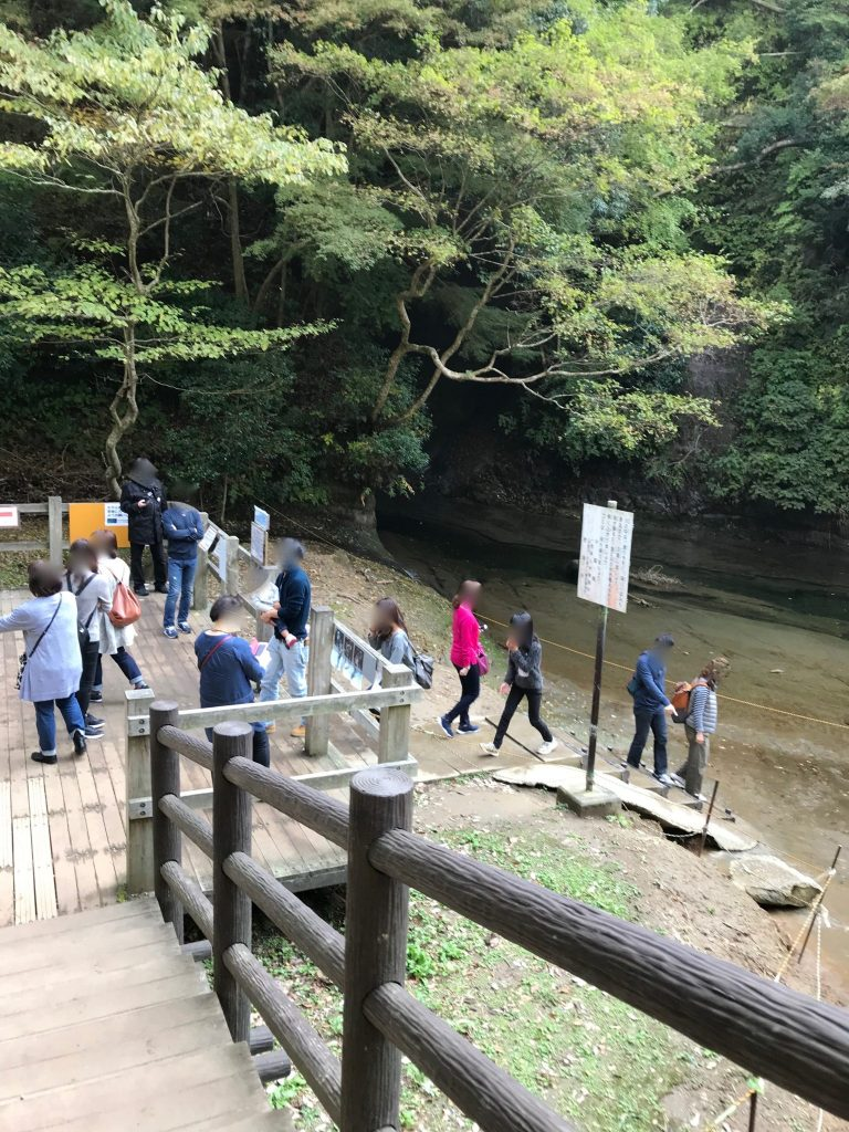濃溝の滝21