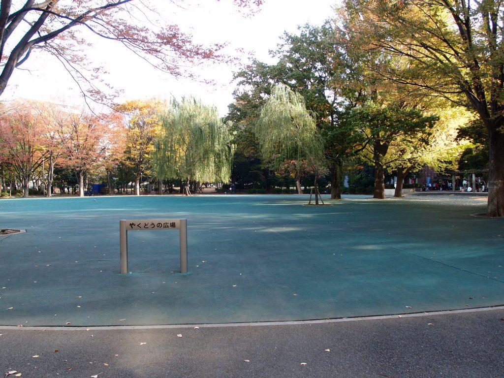 戸山公園35